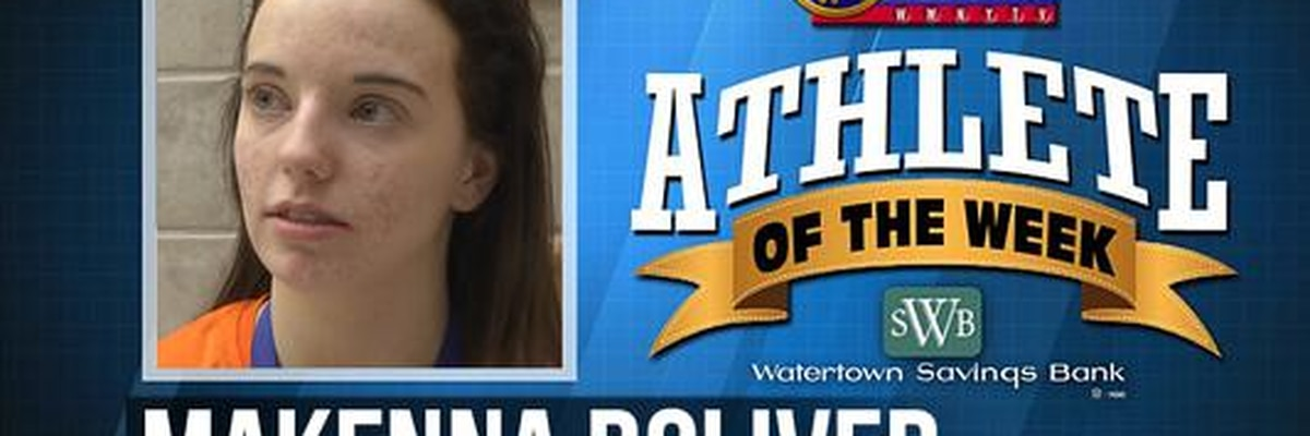 Athlete of the Week: Makenna Boliver
