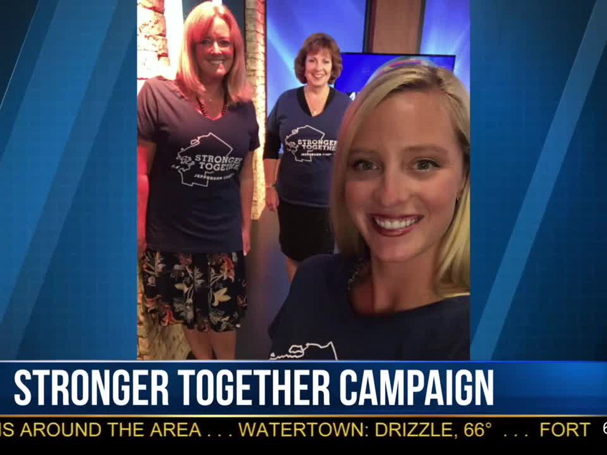 Hospice declares 'Stronger Together' Day