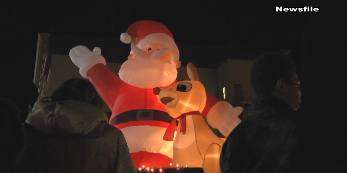 Deck the Parkway: Watertown's Christmas parade gets a new twist