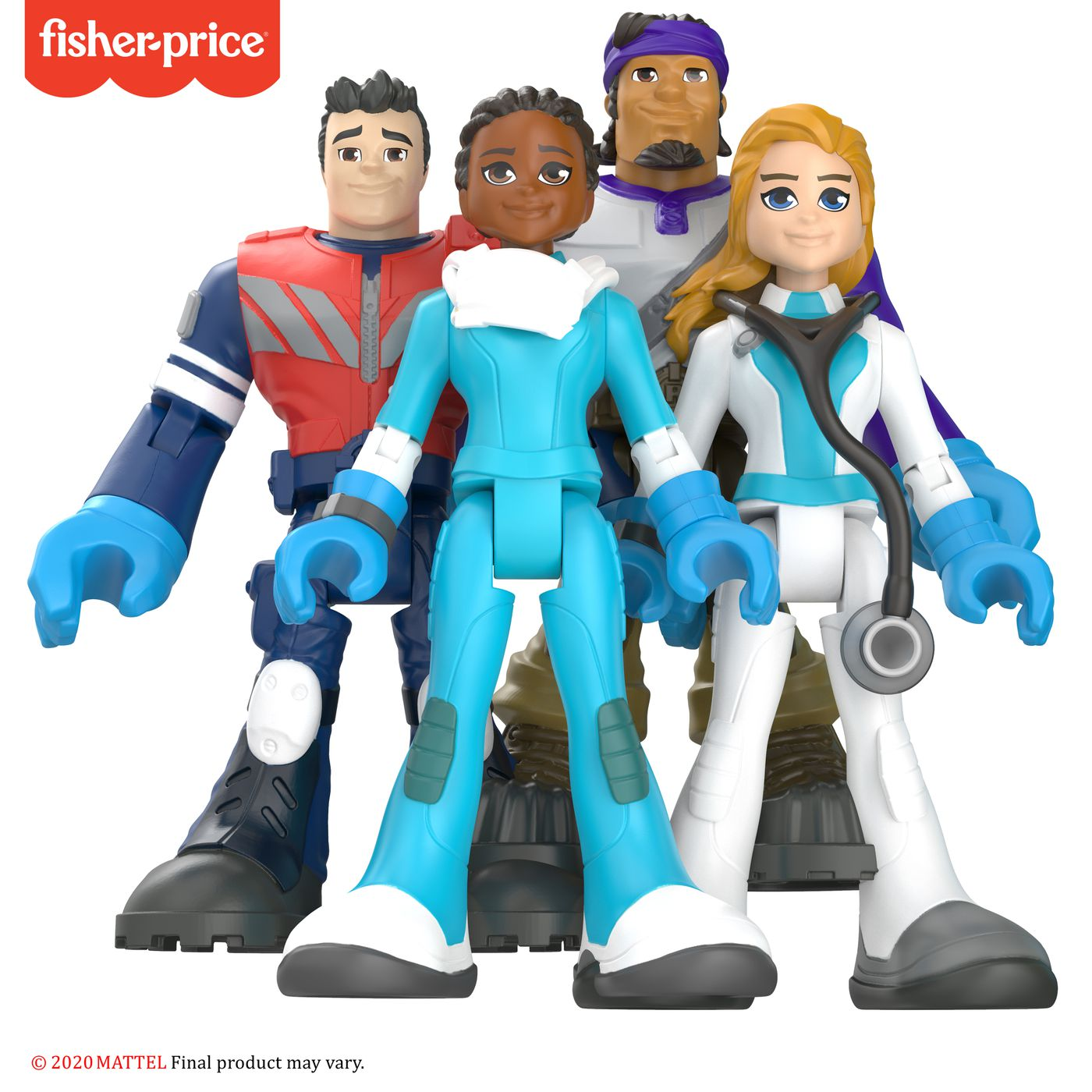 Mattel Launches Line Of Toys Honoring 'everyday Heroes' On