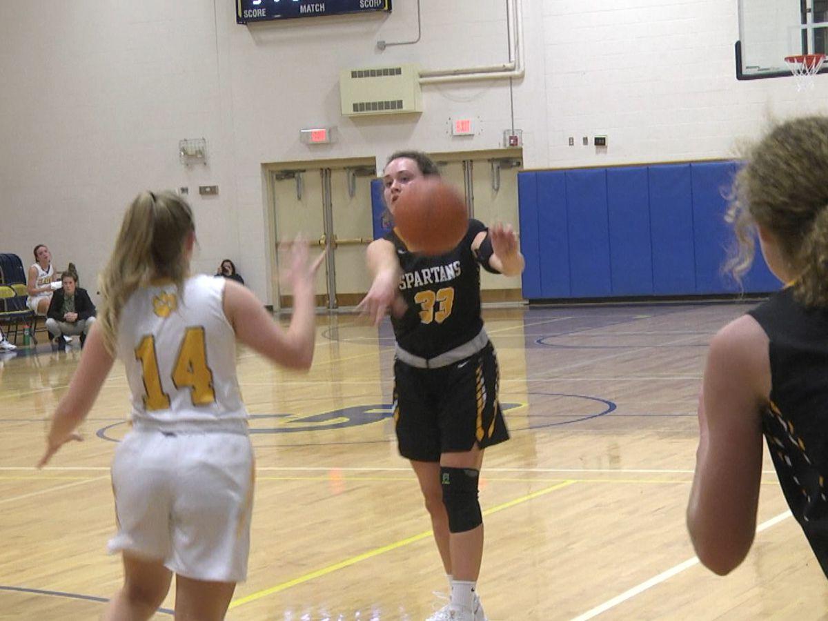 Friday Sports: South Jeff Girls Basketball beats General Brown