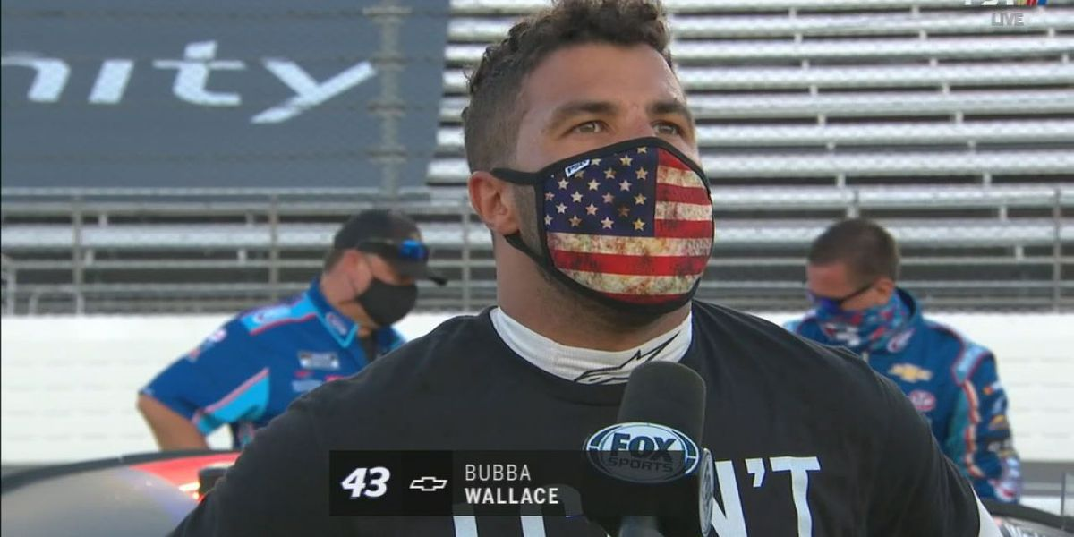 Rope found in Bubba Wallace's garage there since October, feds say