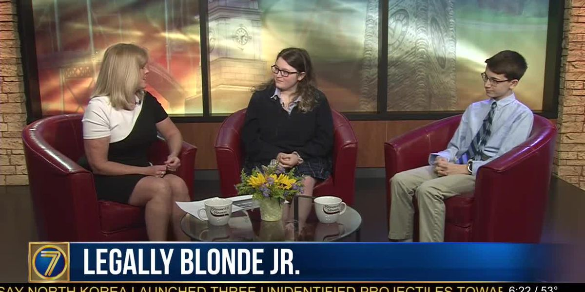 'Legally Blonde Jr.' at IHC this week