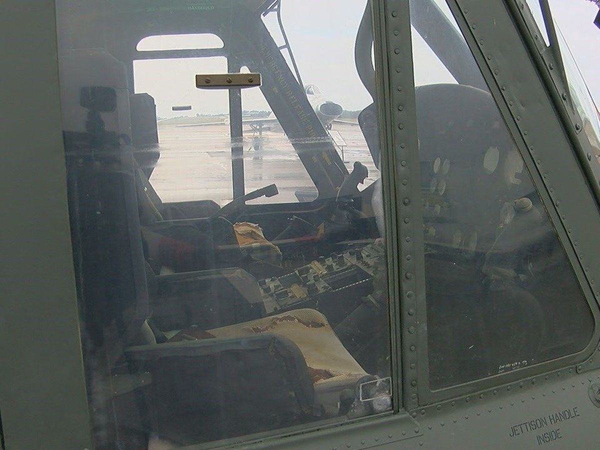 FBI investigates shooting of military helicopter in Virginia