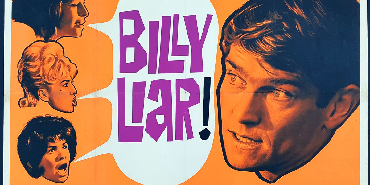 Classic Movie Blog - Billy Liar