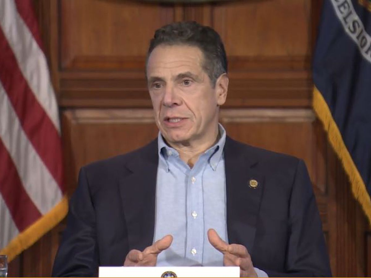 Cuomo defends plan to take ventilators from upstate