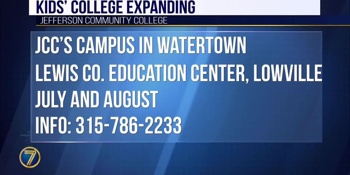 JCC Kids' College Is Expanding