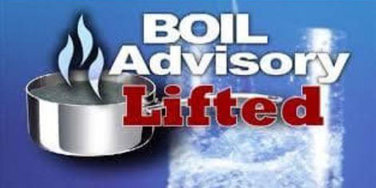 Ogdensburg lifts boil water advisory