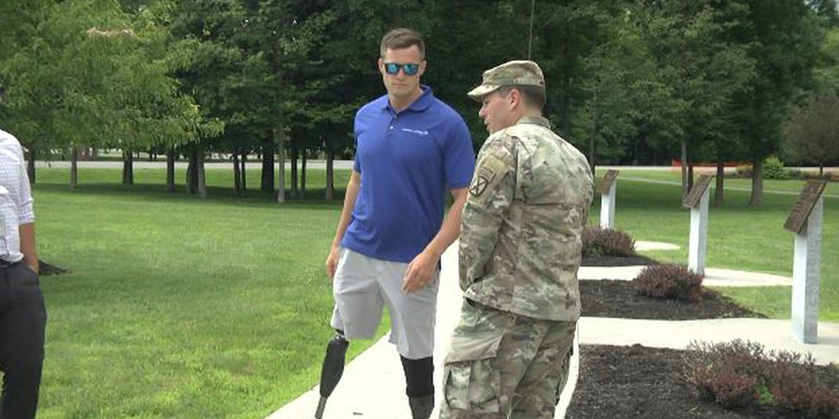 Former soldier returns to Fort Drum, remembers fallen friend