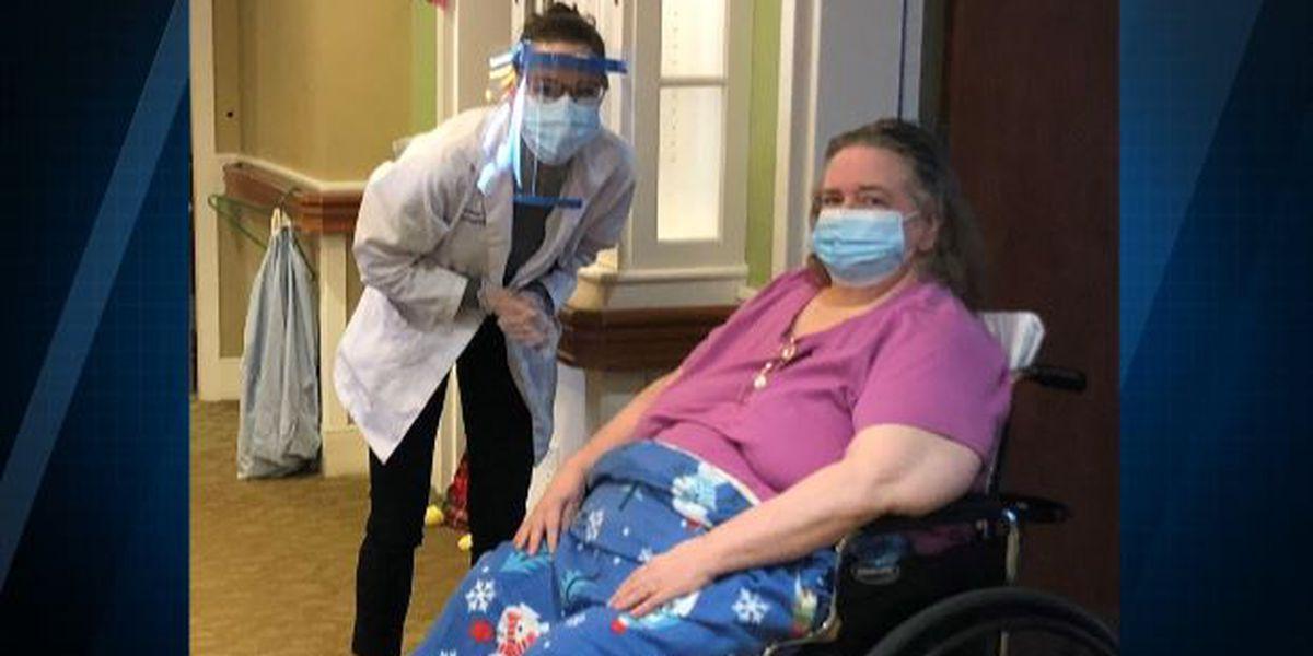 COVID vaccinations underway at Watertown's nursing homes