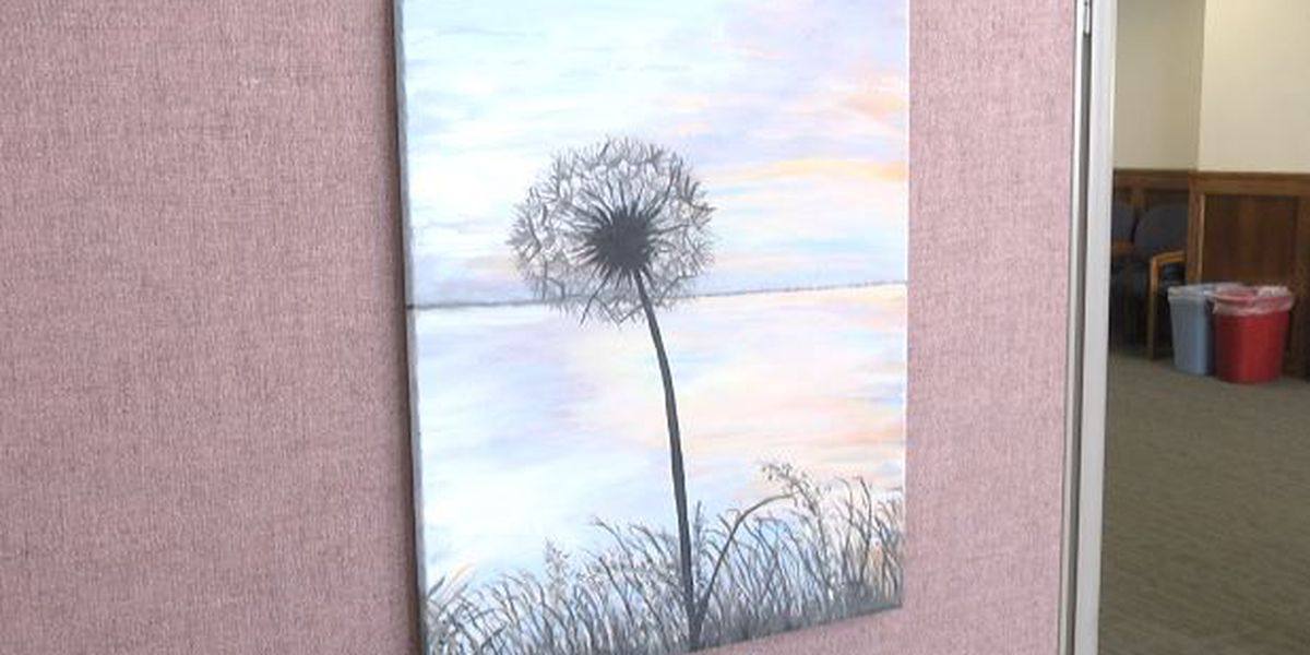 Winner named in art contest to show what recovery looks like