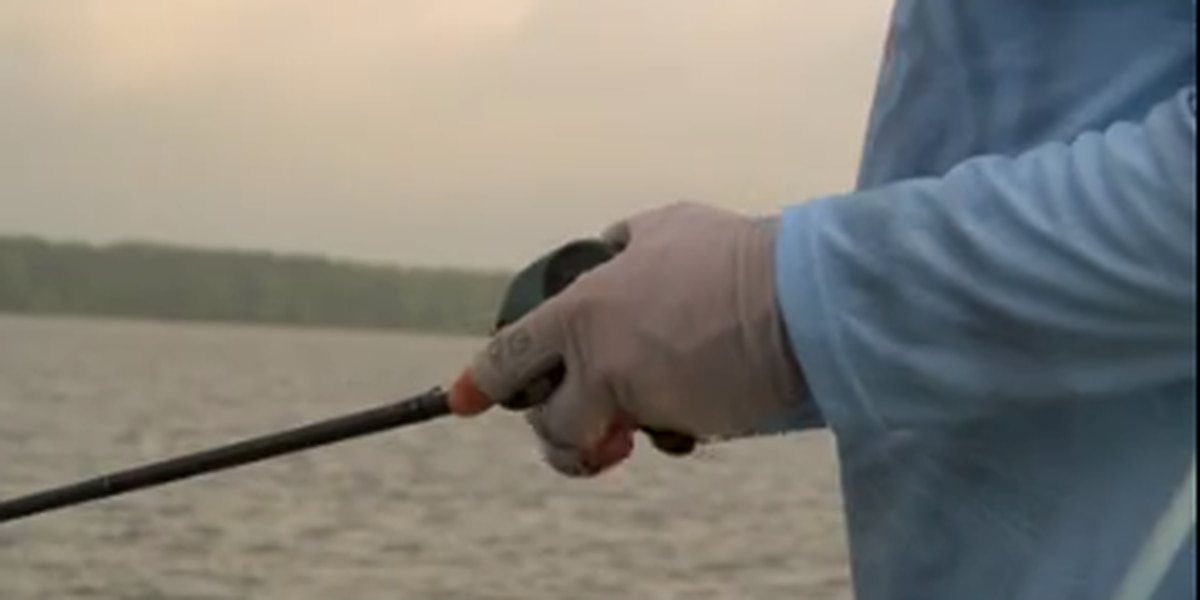 Going fishing this weekend? Maybe not