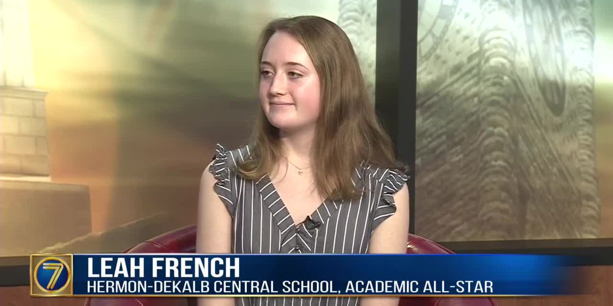 Academic All-Star: Leah French