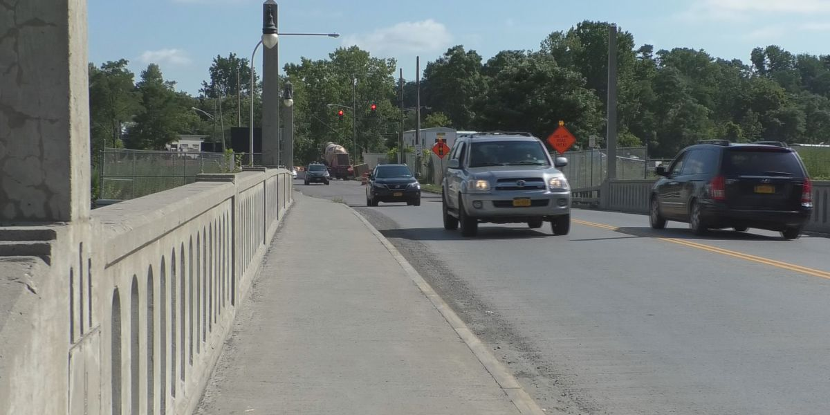 Construction progressing on two Watertown bridges