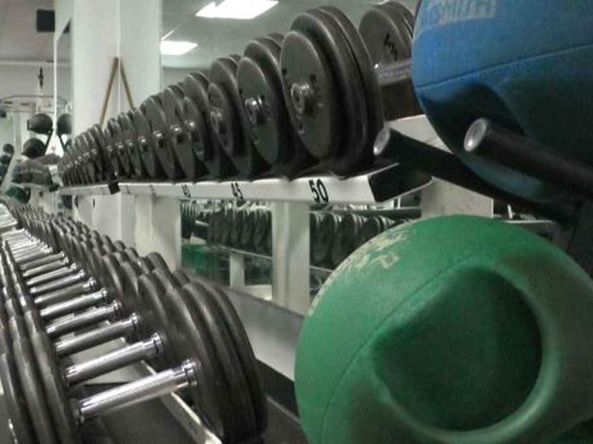 State officials say they're looking at ways to reopen gyms safely