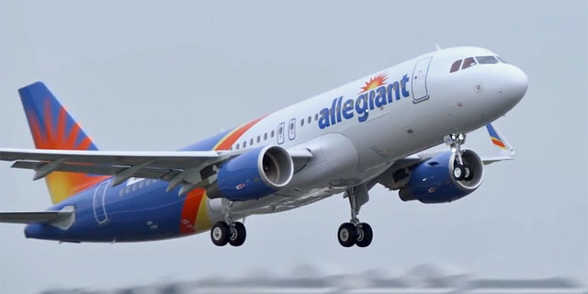 Allegiant Air takes flight to new destinations