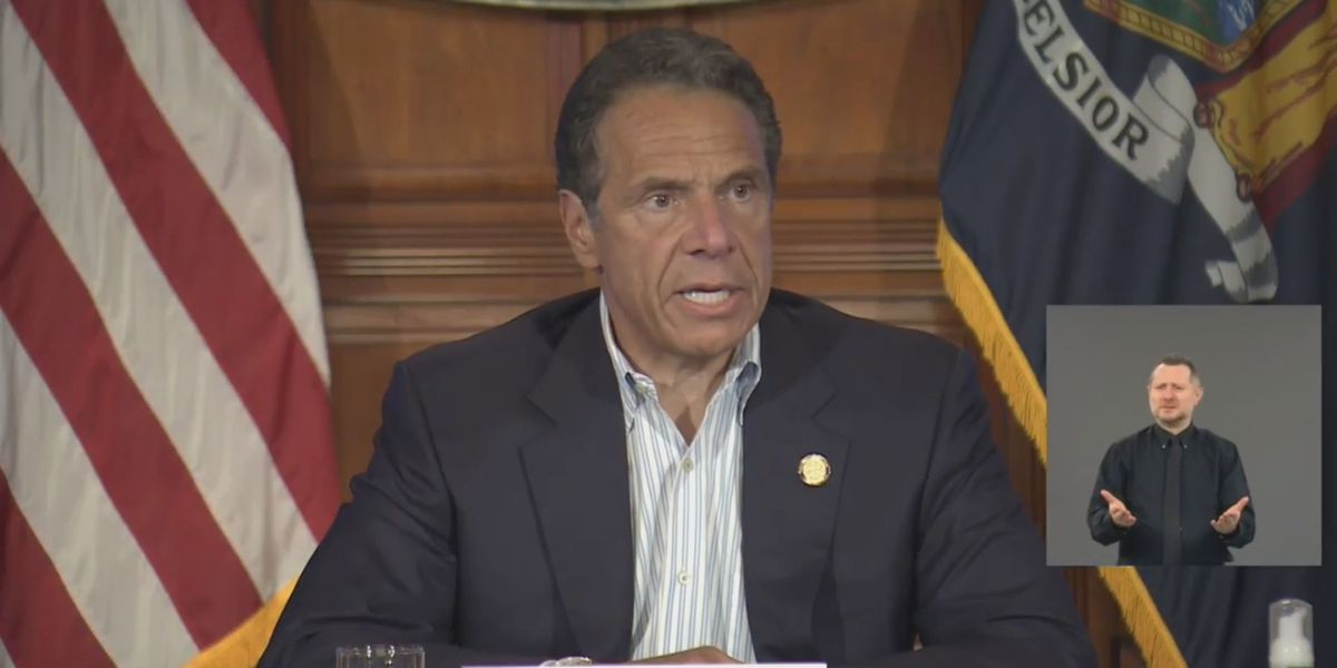 After a night of unrest, Governor Cuomo urges calm
