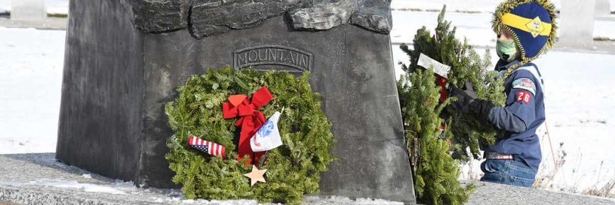 Scouts on Fort Drum honor the fallen