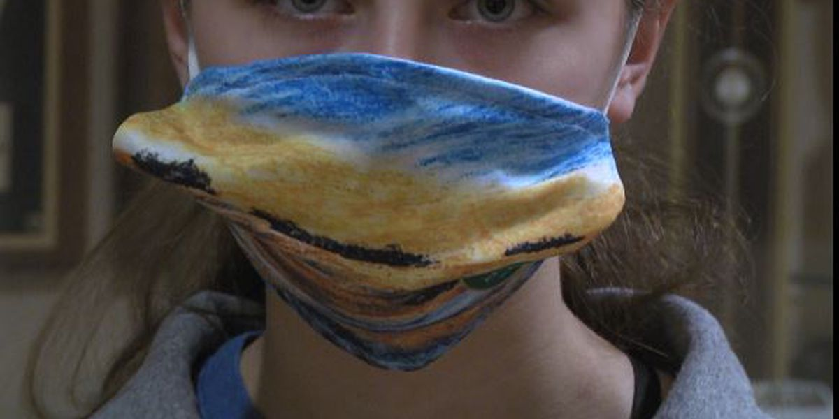 16,000 student-designed masks headed to schools around St. Lawrence County