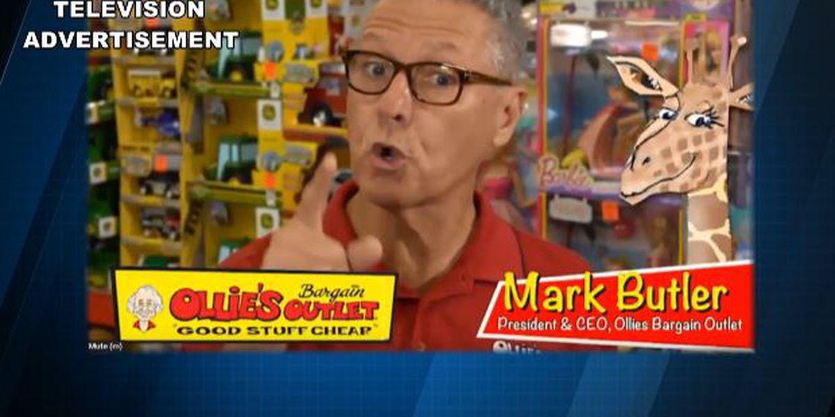 CEO of Ollie's Bargain Outlet dies at 61