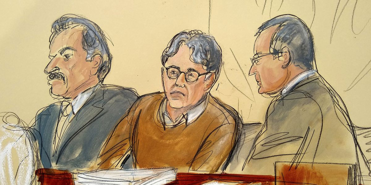 Long prison stint looms for NXIVM leader who branded women as sex slaves