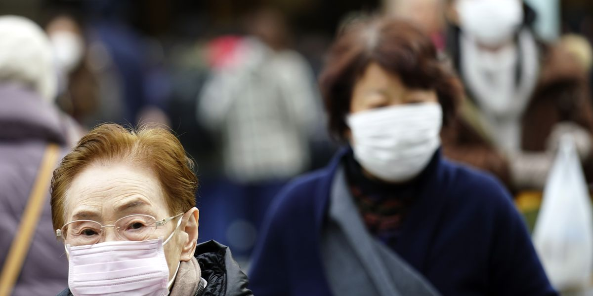 US to screen airline passengers from central China for new illness