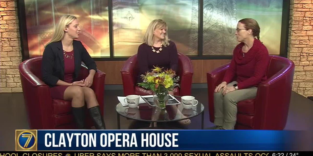 Busy December at Clayton Opera House