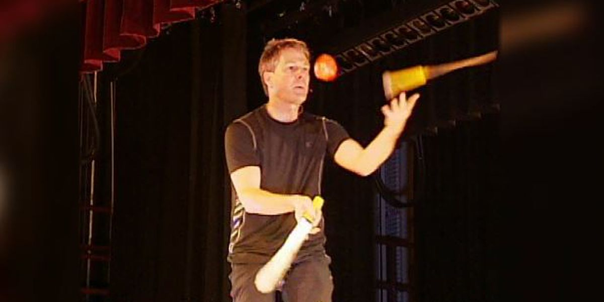 Blast from the Past: 2012 juggling act