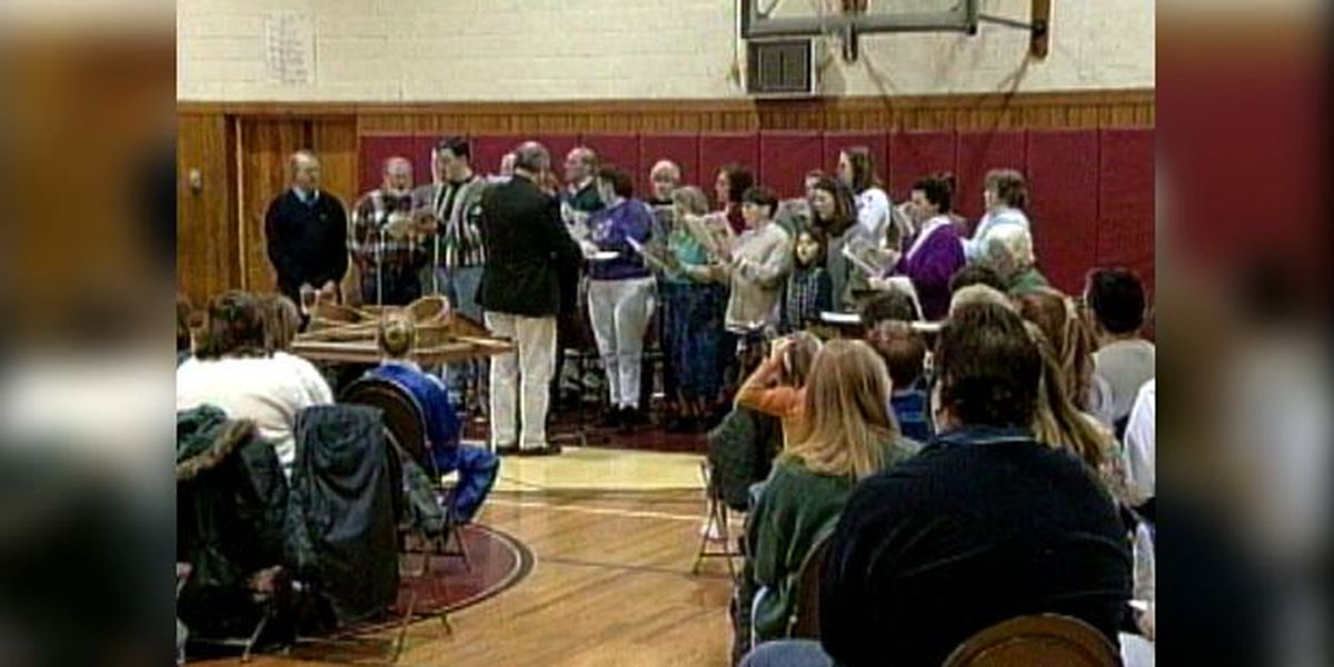 Blast from the Past: 1998 worship during ice storm