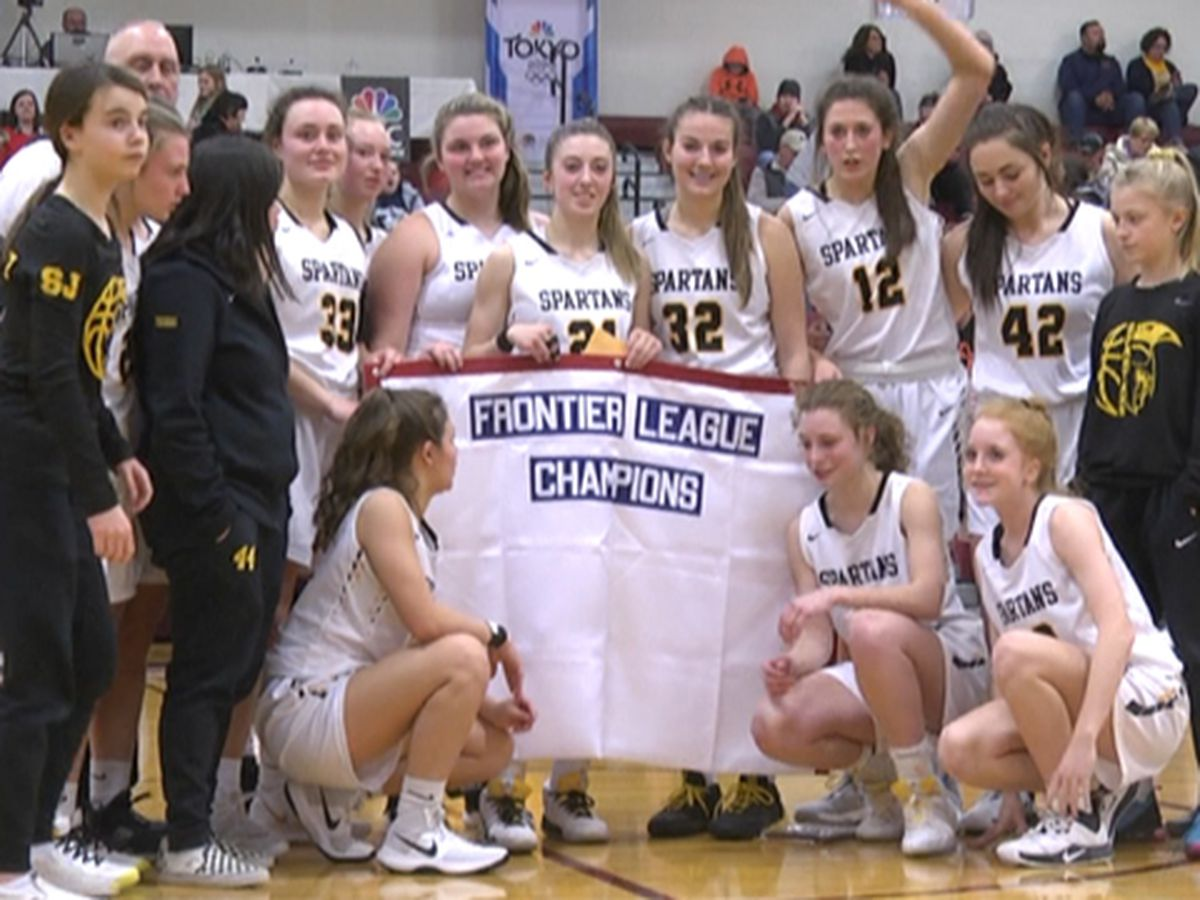 2 Frontier League hoops teams out to defend section titles