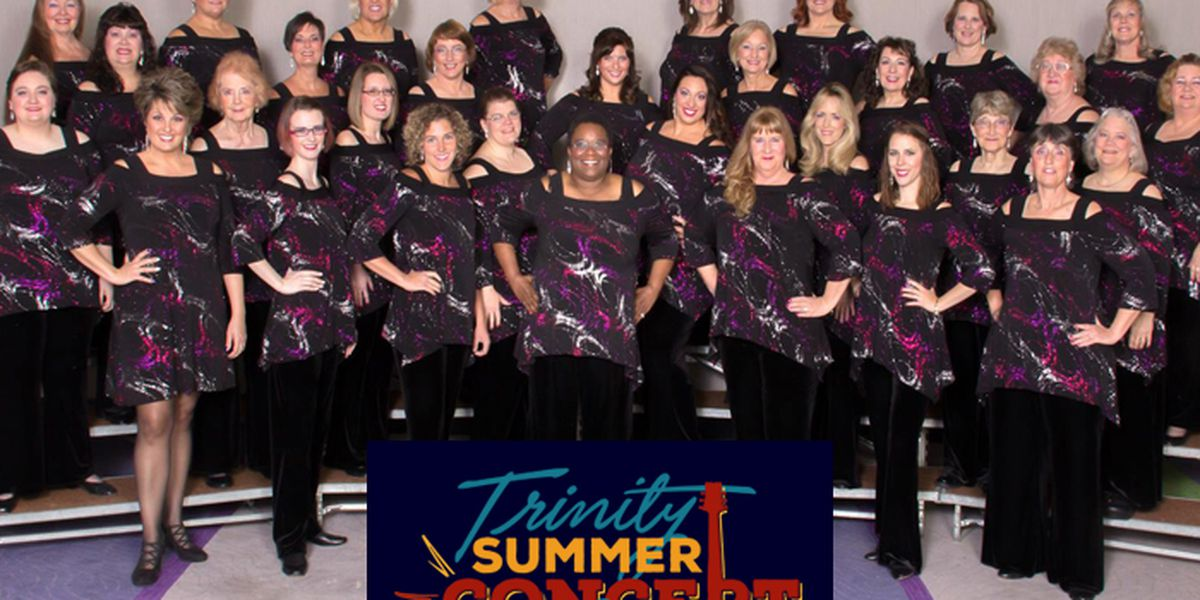 Trinity Concerts - SUMMER NOW