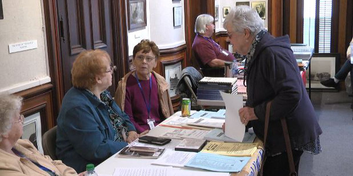 History & genealogy fair helps people get in touch with the past