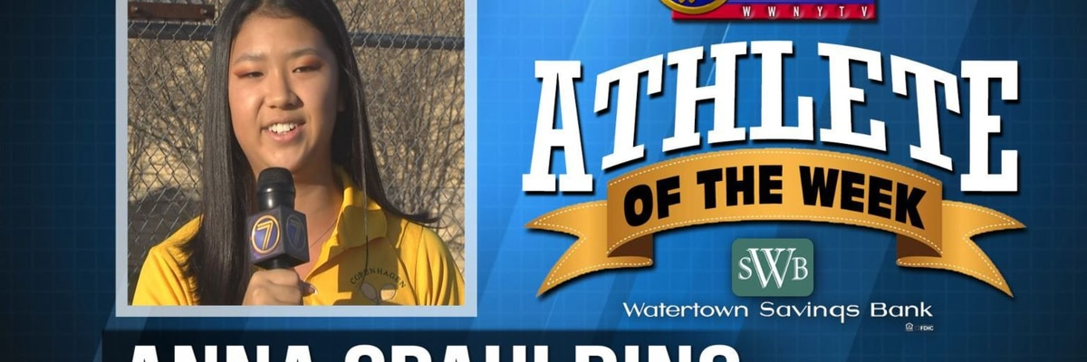 WWNY Athlete of the Week