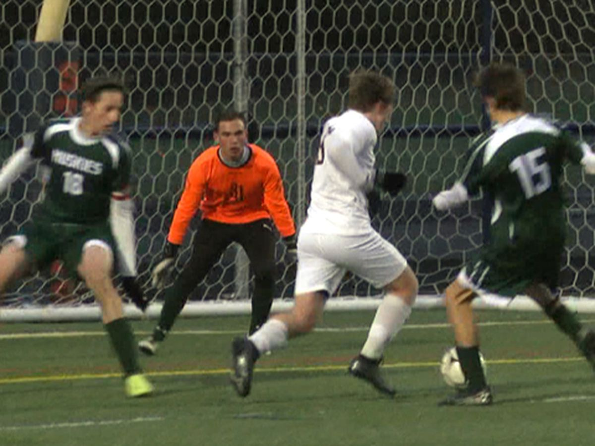 Highlights & scores: state play in soccer