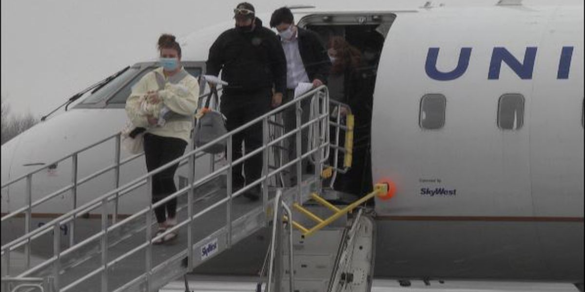 Local officials react positively to federal mask mandate for travel