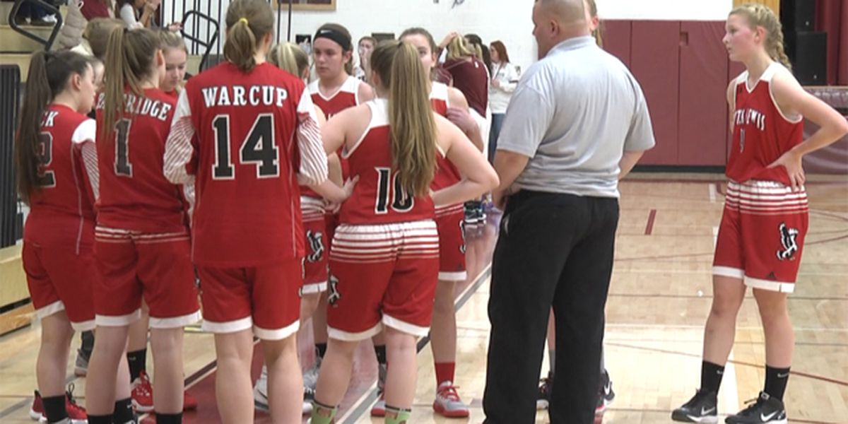 Highlights & scores: Lady Falcons on the path to improve