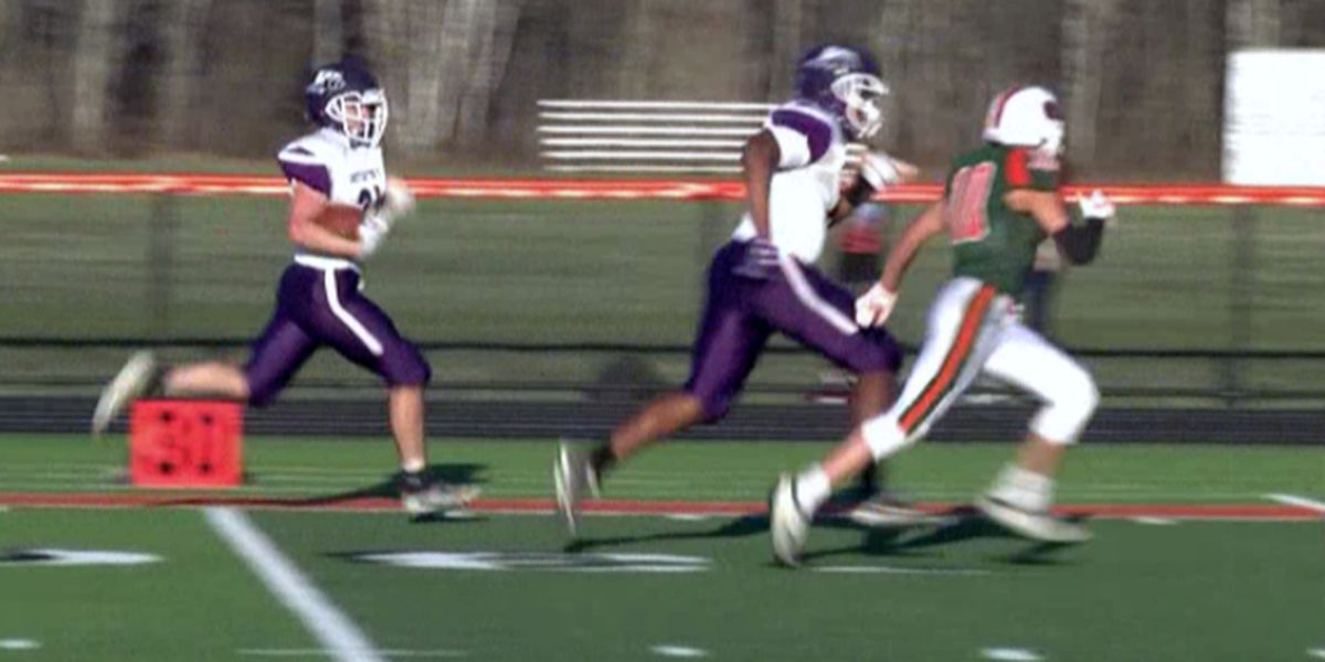 Highlights & scores: high school football & soccer, along with college volleyball
