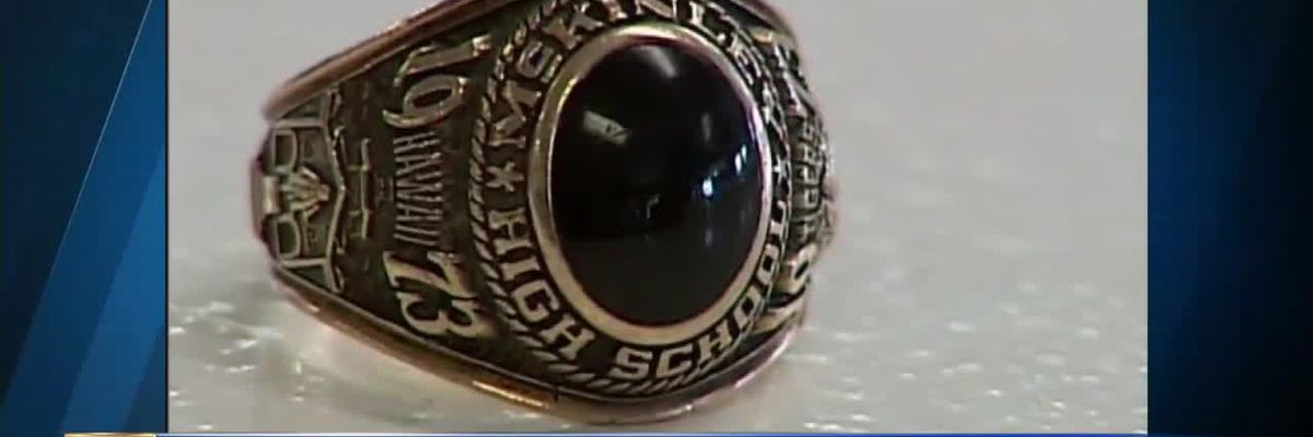 WWNY Blast from the Past: class ring reunited with owner