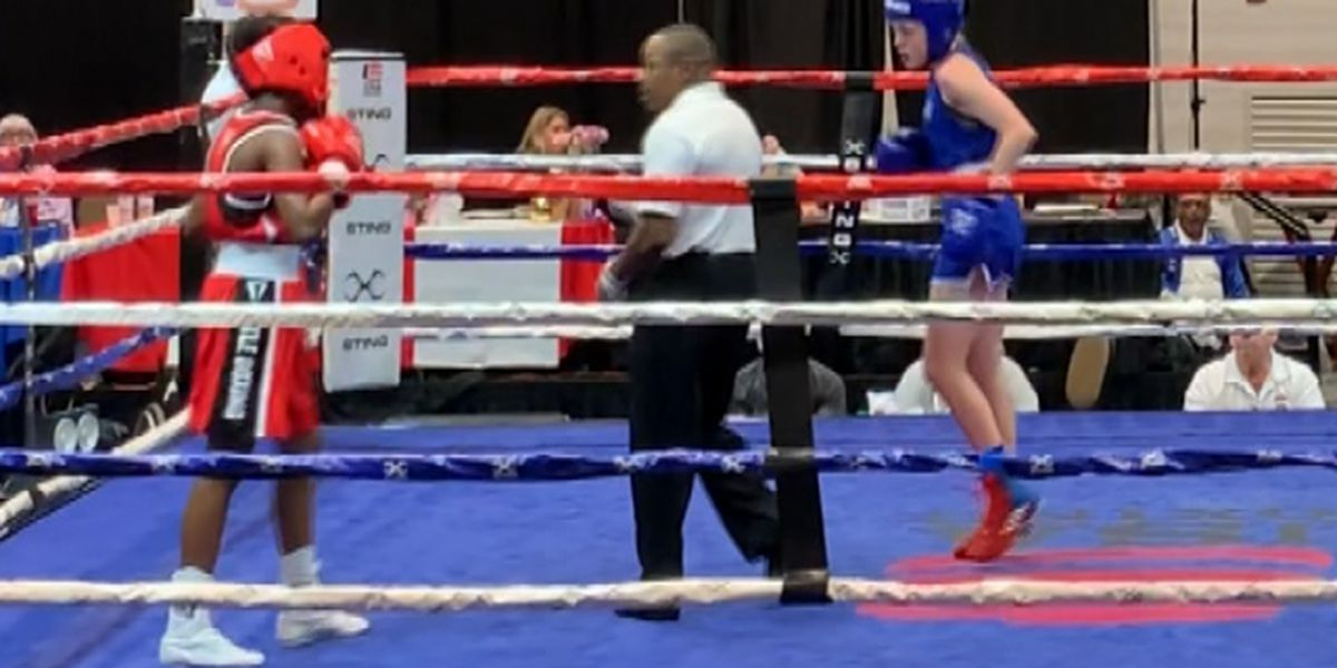 Gouverneur's Griffith twins draw national attention in the ring