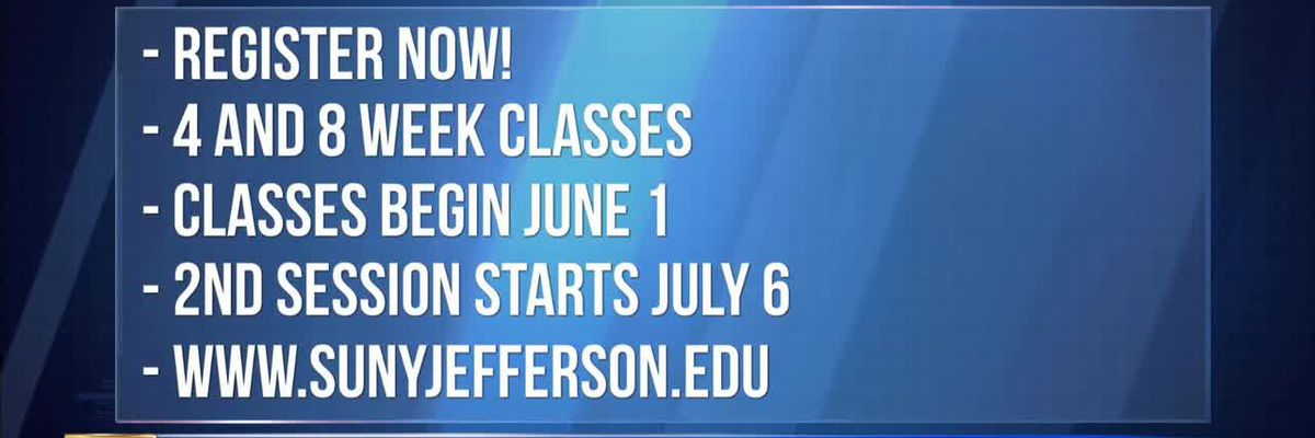 WWNY Registration underway for JCC's summer remote learning courses