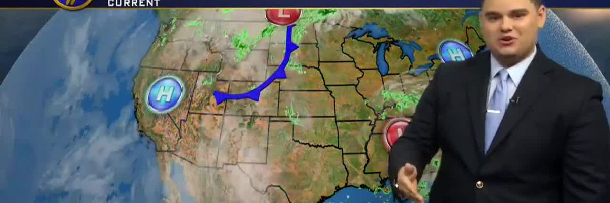 Kris' forecast: A great weekend to get outside