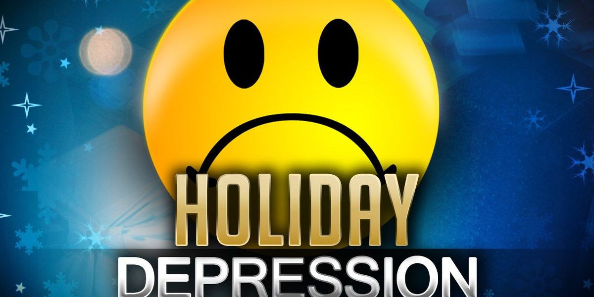 Tips for coping with holiday depression