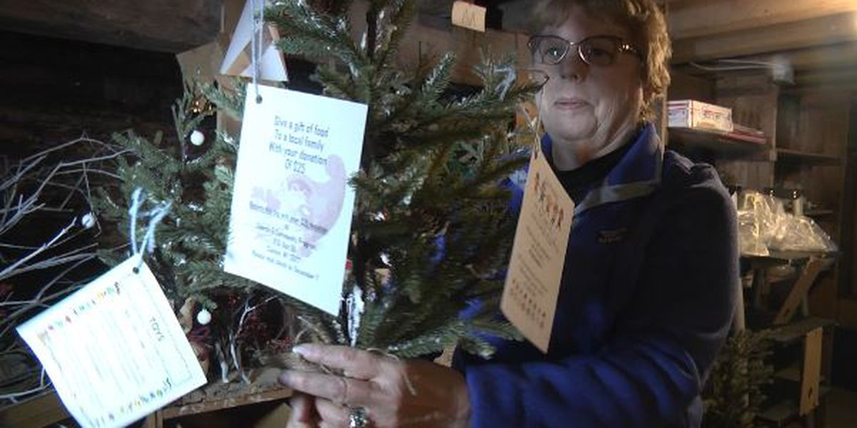 Gifts stolen from Christmas Giving Tree program