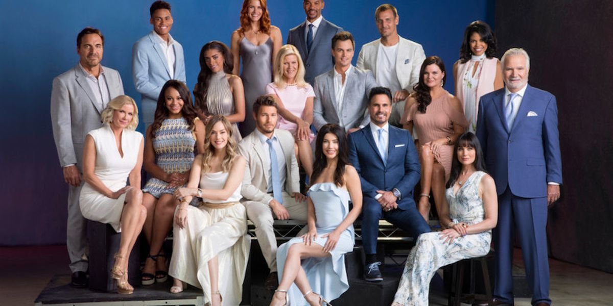 Bold and the Beautiful - Renewed at CBS
