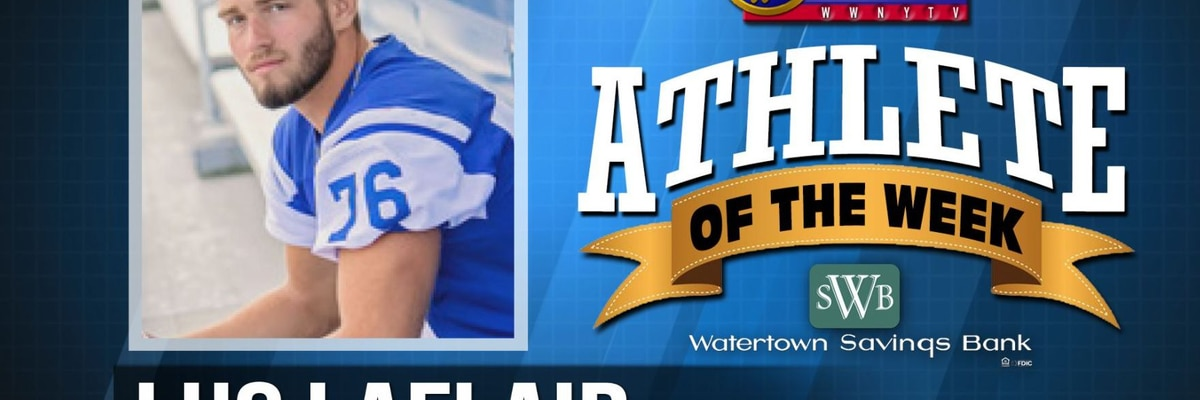 Athlete of the Week: Luc LaFlair
