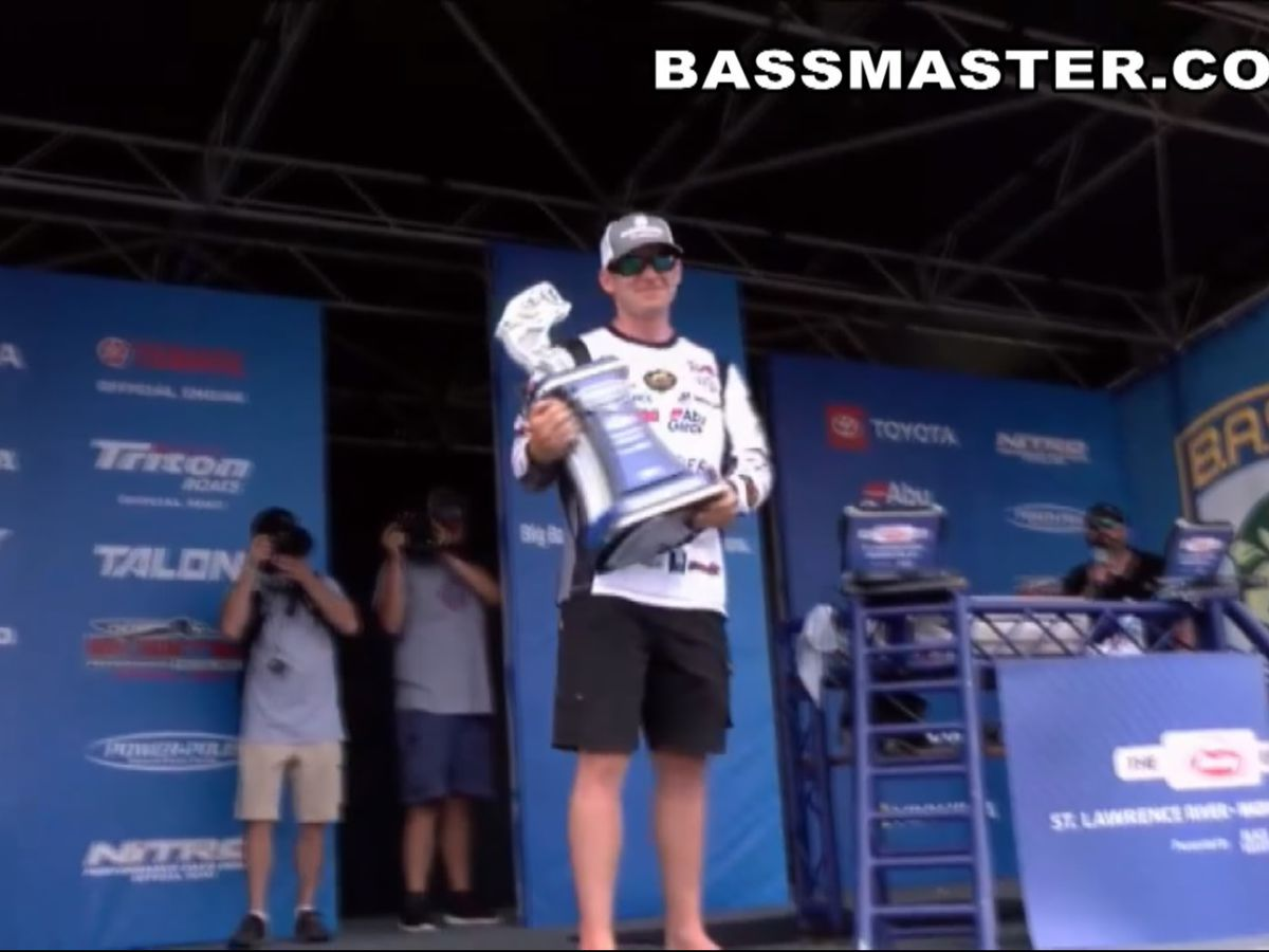 An improbable win at the 2019 Berkley Bassmaster Elite