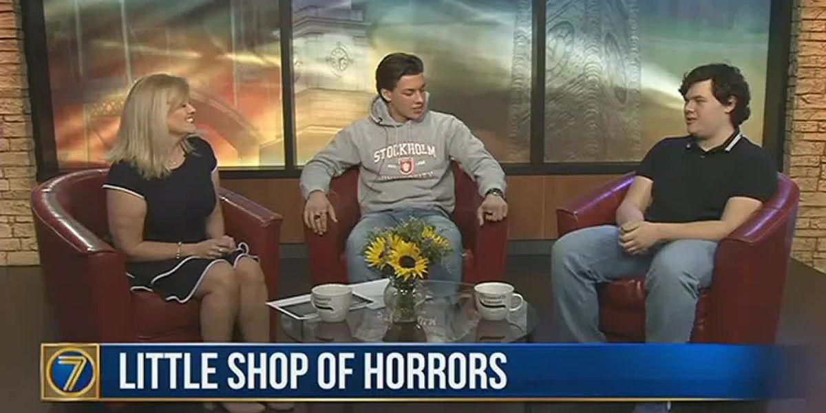Belleville Henderson students present 'Little Shop of Horrors'