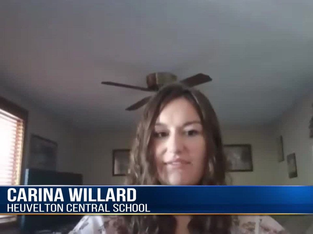 Academic All-Star: Carina Willard