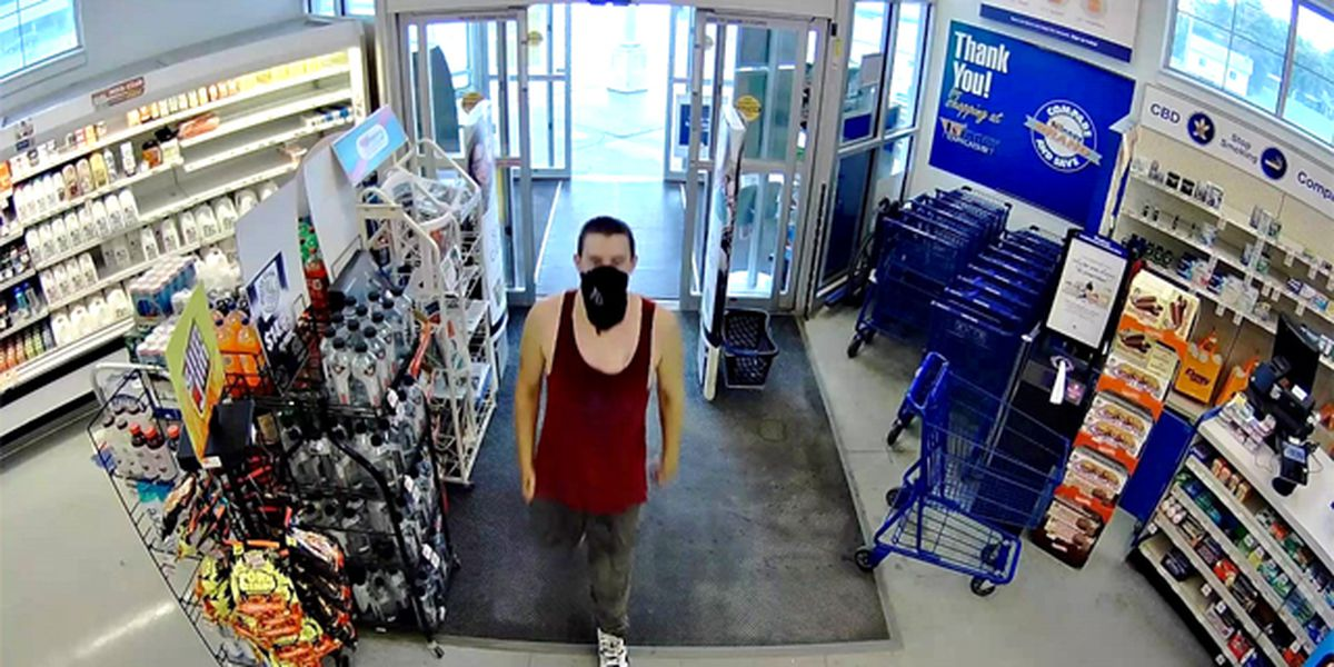 Police ask for help solving drug store larceny