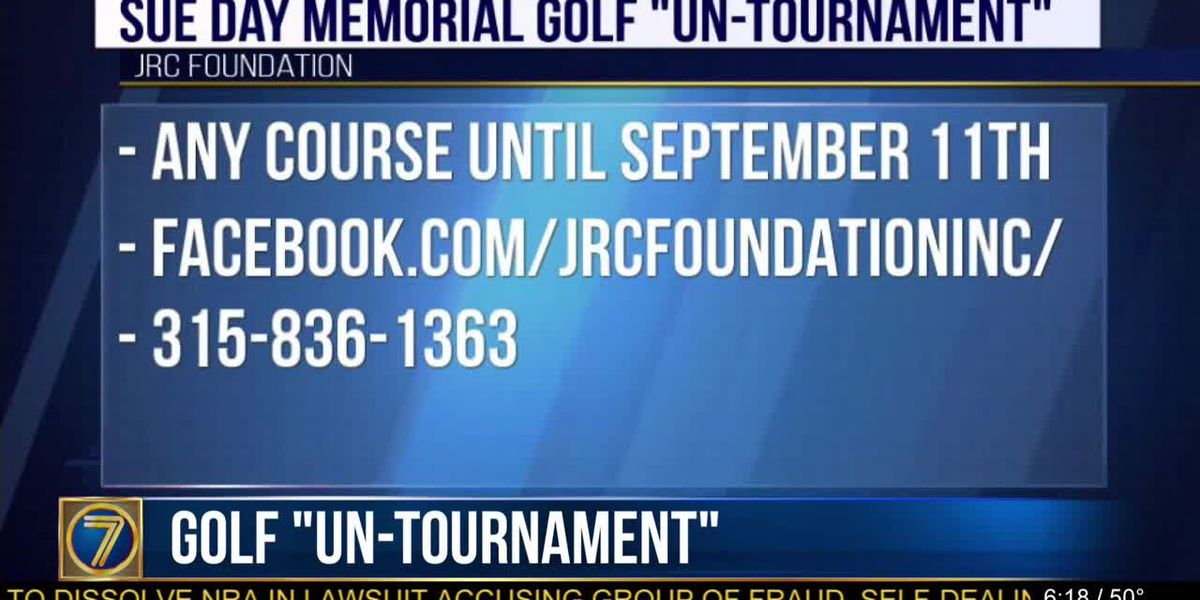 JRC Foundation to hold golf 'un-tournament' fundraiser
